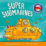 Super Submarines - Tony Mitton