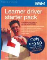 The Learner Driver Starter Pack - British School of Motoring
