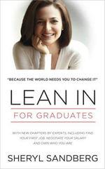 Lean In : For Graduates - Sheryl Sandberg