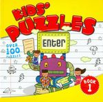 Kids' Puzzles : Book 1 - Various