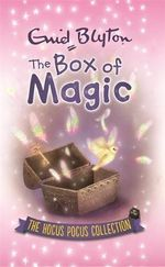 The Box of Magic : The Hocus Pocus Collection - Enid Blyton