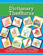 The Complete Dictionary and Thesaurus - Martin Manser