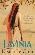 Lavinia - Ursula K. Le Guin