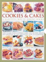 The Cookies and Baking Book Box : How to Bake Perfect Cookies, Cakes, Pies, Muffins, Breads and Brownies in Two Irresistible How-to Cookbooks - Hilaire Walden