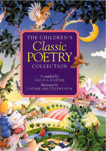 The Children's Treasury of Classic Poetry - Nicola Baxter