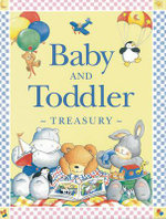 Baby and Toddler Treasury - Nicola Baxter