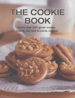The Cookie Book : More Than 200 Great Cookie, Biscuit, Bar and Brownie Recipes - Catherine Atkinson