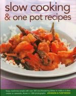 Slow Cooking & One Pot Recipes - Catherine Atkinson
