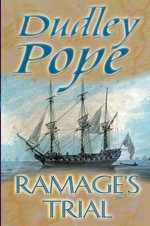 Ramage's Trial - Dudley Pope