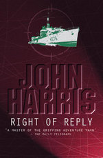 Right Of Reply - John Harris