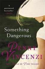 Something Dangerous - Spoils of Time 2 - Penny Vincenzi