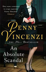 An Absolute Scandal - Penny Vincenzi