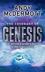 The Covenant of Genesis : Wilde/Chase - Andy McDermott