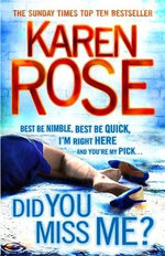Did You Miss Me? : The Baltimore Series : Book 3 - Karen Rose