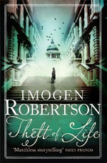 Theft of Life - Imogen Robertson