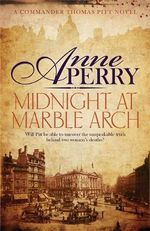 Midnight at Marble Arch : The First Harry Hole Case - Anne Perry