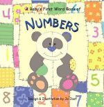 Numbers : A Baby's First Word Book - Jo Joof