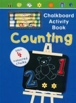 Counting : Chalkboard Activity Book