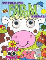 Wobbly Eye Farm Animals : Finger Puppet Book