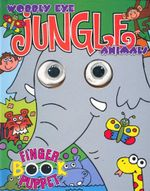 Wobbly Eye Jungle Animals : Finger Puppet Book