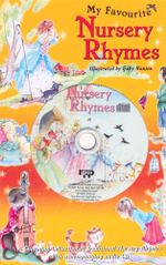 My Favourite Nursery Rhymes  : A Charming Collection of Traditional Nursery Rhymes with accompanying audio CD - Gaby Hanson