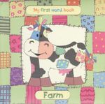 Farm : My First Word Book