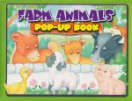 Farm Animals : Pop-Up Book