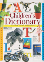 Children's Dictionary : 3,000 Words, Pictures And Definitions