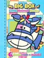 My Big Box of Little Animal Books : 6 Books make a Puzzle! - Jo Joof