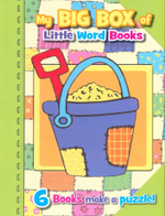My Big Box of Little Word Books : Cased First Learning - Ice Water Press