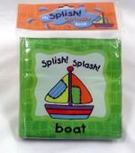 My Splish! Splash! Bath Book - Boat - Jo Joof