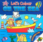 Let's Colour : One The Sea - David Crossley