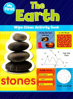 My First The Earth : Wipe Clean Activity Book