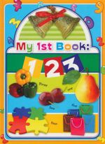 My First Book : 123