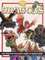 Dragons  : Learn About the Mysterious Origins of Dragon Myths -Close Up Series - Dougal Dixon