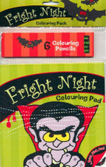 Fright Night : Colouring Pack - Jo Joof