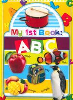 My 1st Book : ABC