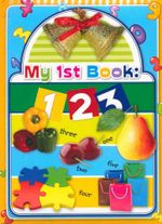 My 1st Book : 123