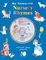 My Favourite Nursey Rhymes : With Read Along Audio CD - Gaby Hansen
