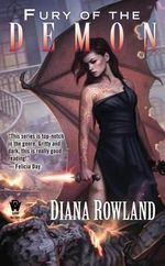 Fury of the Demon - Diana Rowland