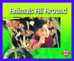 Animals All Around - Melissa Stewart