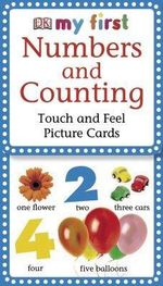 Numbers and Counting : Touch and Feel Picture Cards - Jane Yorke