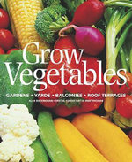 Grow Vegetables - Alan Buckingham