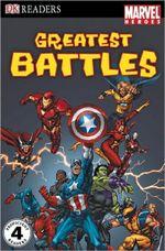 DK Readers Marvel Heroes : Greatest Battles : DK Reader Level 4 - DK Publishing