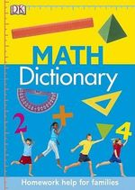 Math Dictionary : 4th Edition - Judith de Klerk