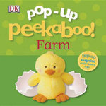 Pop-Up Peekaboo : Farm - Dawn Sirett