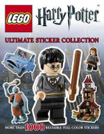 LEGO Harry Potter : Ultimate Sticker Collection : More Than 1000 Reusable Full-Color Stickers - DK Publishing