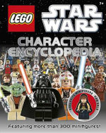 Lego Star Wars Character Encyclopedia : Featuring more than 300 Minifigures! Includes 1 Minifigure - Hannah Dolan