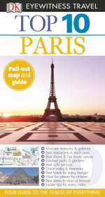 Top 10 Paris : Orlando Step by Step - Mike Gerrard