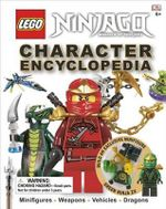LEGO Ninjago Character Encyclopedia : With Green Ninja ZX Minifigure - DK Publishing